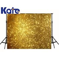 Kate sfondo fotografico mette in evidenza oro stelle brillano puntelli spacebackdrops bambini natale 10x20