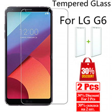 Tempered Glass For Lg G6 Screen Protector 6 G protective Film 9h Protection On The Protect 2.5d