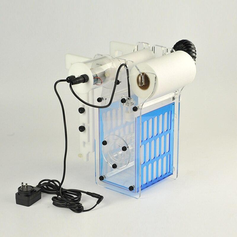 Bubble-Magus ARF-1 Automática do Filtro do aquário Limpo Mudança Automática Seco e Molhado Separador de Água Do Mar de Água Doce Disponível