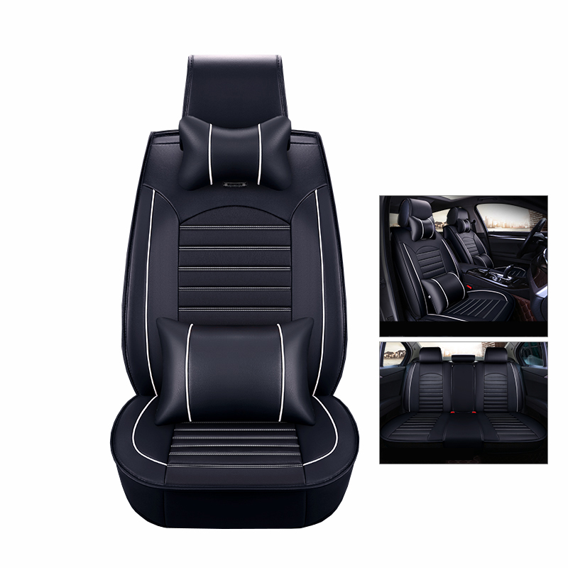 где купить Special Leather car seat covers For Fiat linea grande punto palio albea uno 500 freemont car accessories seat covers cat styling по лучшей цене