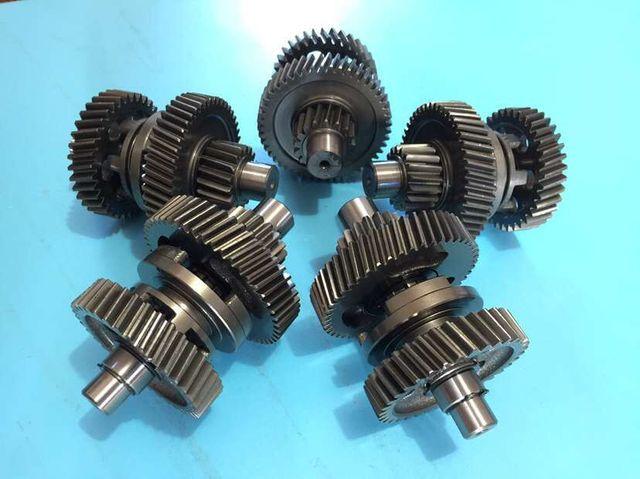 Один пакет 5 шт. переключения передач вал для 150cc ATV brand E-ТОН/YUKON ST EXL150/FUSIM/FX ATV/YONGHE 150CC GOKART