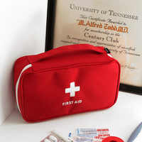 Kit de primeros auxilios para medicamentos bolsa médica de Camping al aire libre bolsa de supervivencia bolso de viaje de emergencia juego de rescate portátil