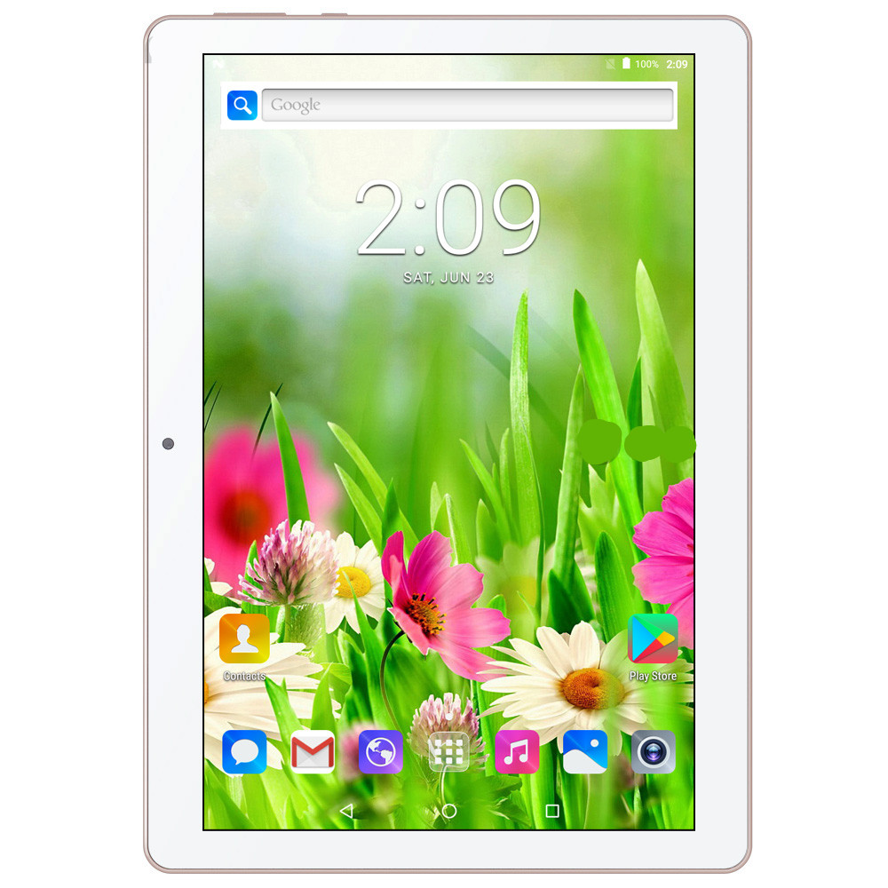 10 inch Android 6.0 Tablet pc 1920*1200 IPS screen <font><b>Octa</b></font> <font><b>Core</b></font> 4G LTE 3G Phone Call 5.0 image