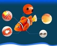 3PCS Cute Children Robotic Pet Fish