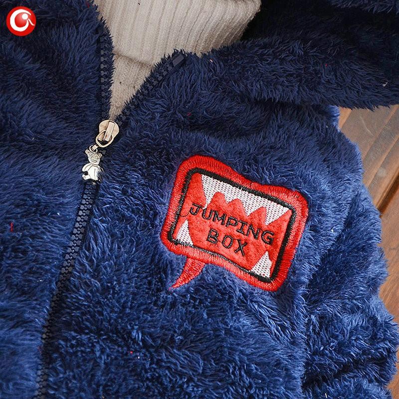 3443910315_1874610082Kids Winter Down Coat&Jacket Jongens Winterjas Children Dinosaur Warm Outerwear For Boys 7-24M (3)