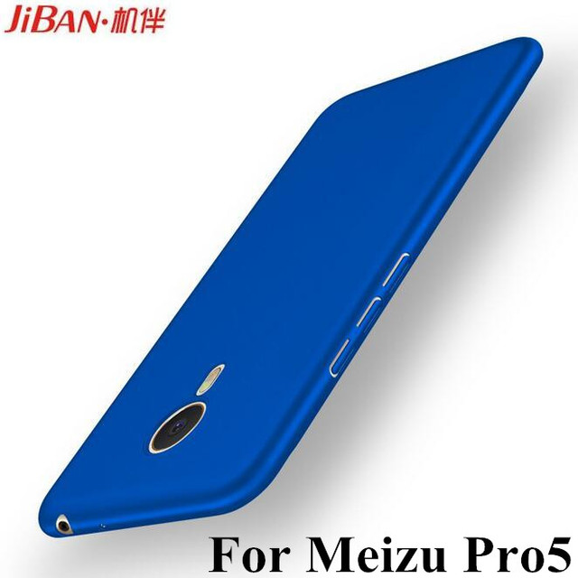 New Meizu PRO 5 Case Back Cover High Quality PC Phone Protector for Meizu PRO5 Covers Meizu Pro5 Capa Funda Free Shipping