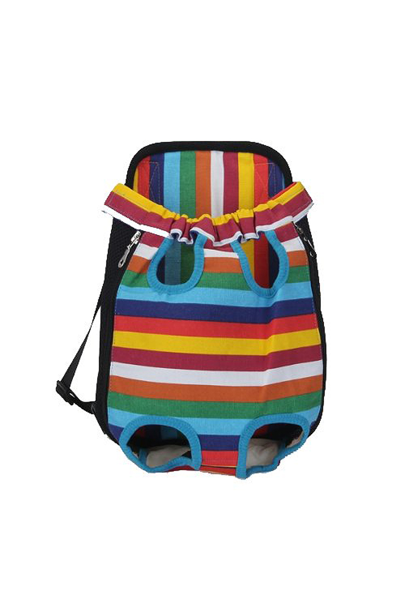 As Unique As U Exchange Carrier Backpack Size L Front Lines in fabric for dog