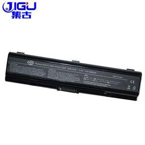 Image 3 - Jigu pa3534u bateria 1brs, para toshiba PA3533U 1BAS PA3534U 1BAS PA3534U 1BRS satélite a200 a205 a210 a215 l300 l450d a300 a500