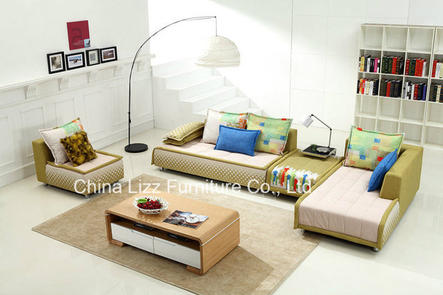 Strange Us 690 0 Lizz European U K Home Fabric Sofa Set 3 Seater 1 Seater Chaise Milddle Table In Living Room Sofas From Furniture On Aliexpress Com Theyellowbook Wood Chair Design Ideas Theyellowbookinfo
