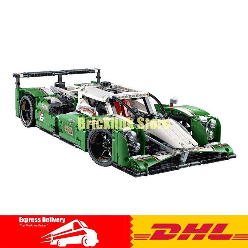 IN STOCK NEW 1249PCS LEPIN 20003 The 24 hours Race Car Building Assembled Blocks Bricks Enlighten Toy 42039
