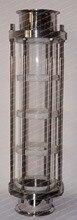 4 » Колонна для дистилляции воды из кварцевого стекла