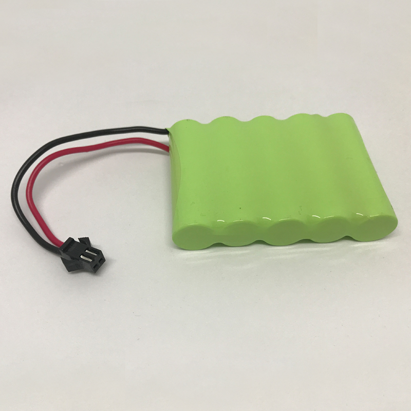 AA 1800mAh 6v battery 4