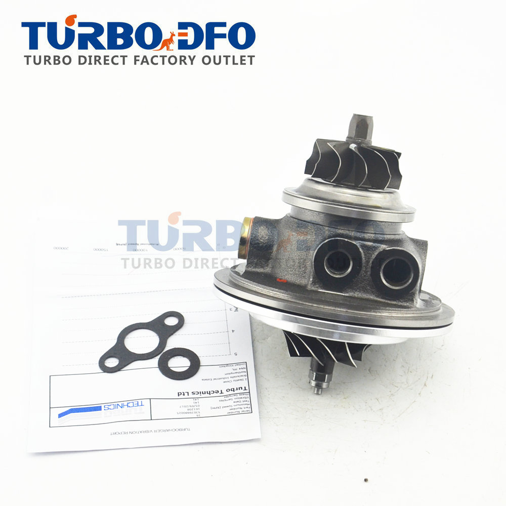 For Volkswagen Sharan 1.8 T AWC 110 KW 50 HP 1780 Ccm 2000- Balanced Turbo Charger Cartridge Core 53039880049 53039700049