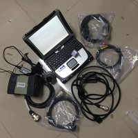 c3 star diagnosis B Star C3 Multiplexer Tester software super ssd laptop cf19 touch screen cables full set ready to use