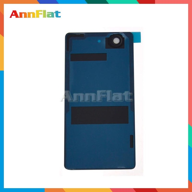high quality Battery Back Glass Housing Cover For Sony Xperia Z3 Compact Z3 mini D5803 D5833 Free shipping