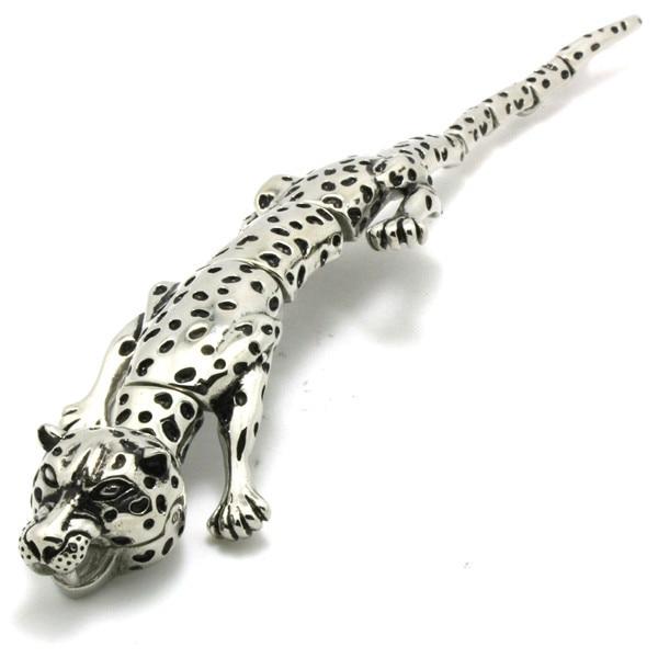 Fast Shipping Charming Sliver Animal Tiger Bracelet 316 Stainless Steel Hot Sale Fashion Design Tiger Bracelet кроссовки girlhood girlhood gi021awbczn0