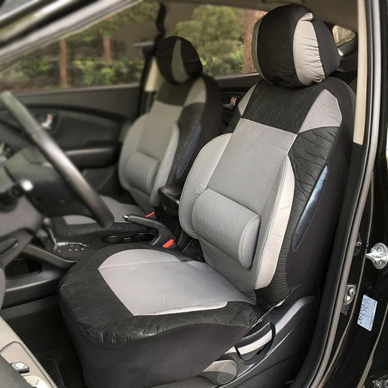 car seat cover seats case for chevrolet impala lacetti lanos malibu xl optra orlando silverado of 2018 2017 2016 2015 цена