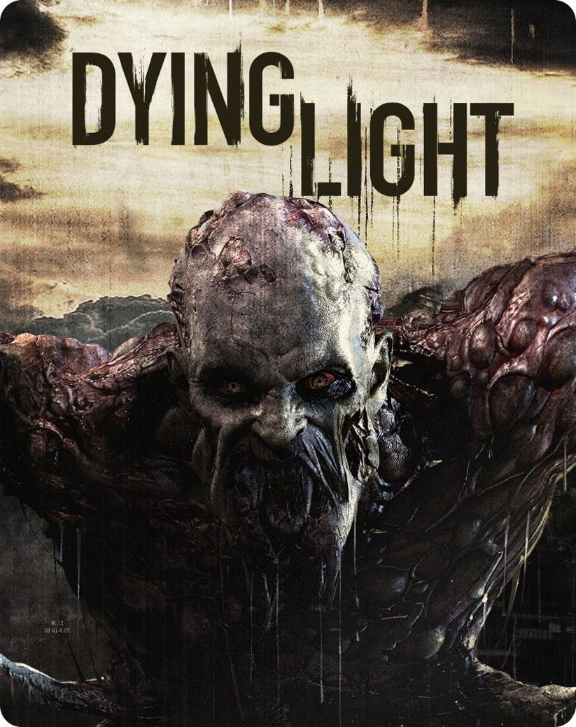 "Dying Light - Open World Survival Horror Game Fabric poster 16"" x 13"" Decor 05"