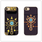 sheikah slate phone case for Samsung S5 S4 S6 S7 S7edge for iPhone 4 5 6 7 plus 4s 5s 5c se 6s Hard pc cover