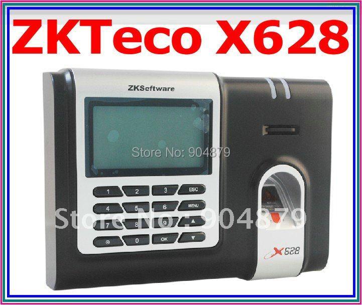 Lowest Price Hotsales ZKSoftware X628 Biometric Fingerprint
