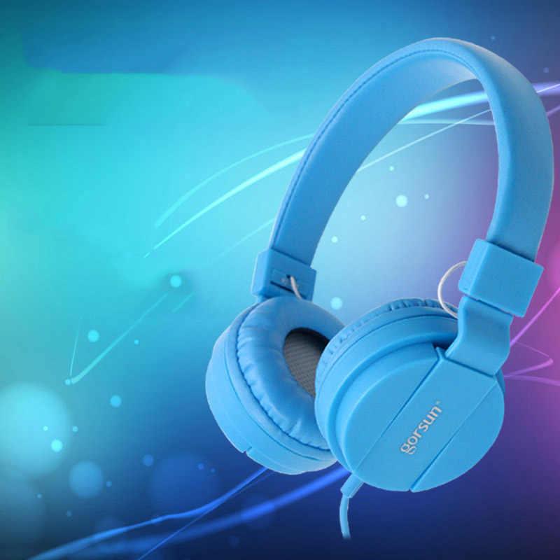 かわいいヘッドフォンイヤホンハイファイスピーカー 3.5 ミリメートルポートステレオ子供電話 MP3 コンピュータ音楽 Xiaomi 、女の子子
