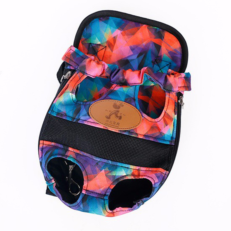 New Qualified Dog carrier fashionTravel dog backpack breathable pet bags shoulder pet puppy carrier 3 colors available
