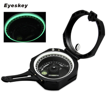 Eyeskey Professional Multifunction Geology Compass Military Outdoor Survival Camping Hiking Equipment Tourist Navigator Forest