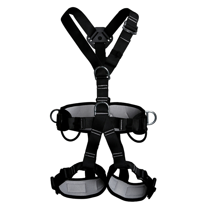 Body Safety Belt for High Altitude Operation Labor Working Rock Climbing Rescue Safety Harness Full body Protection Equipment