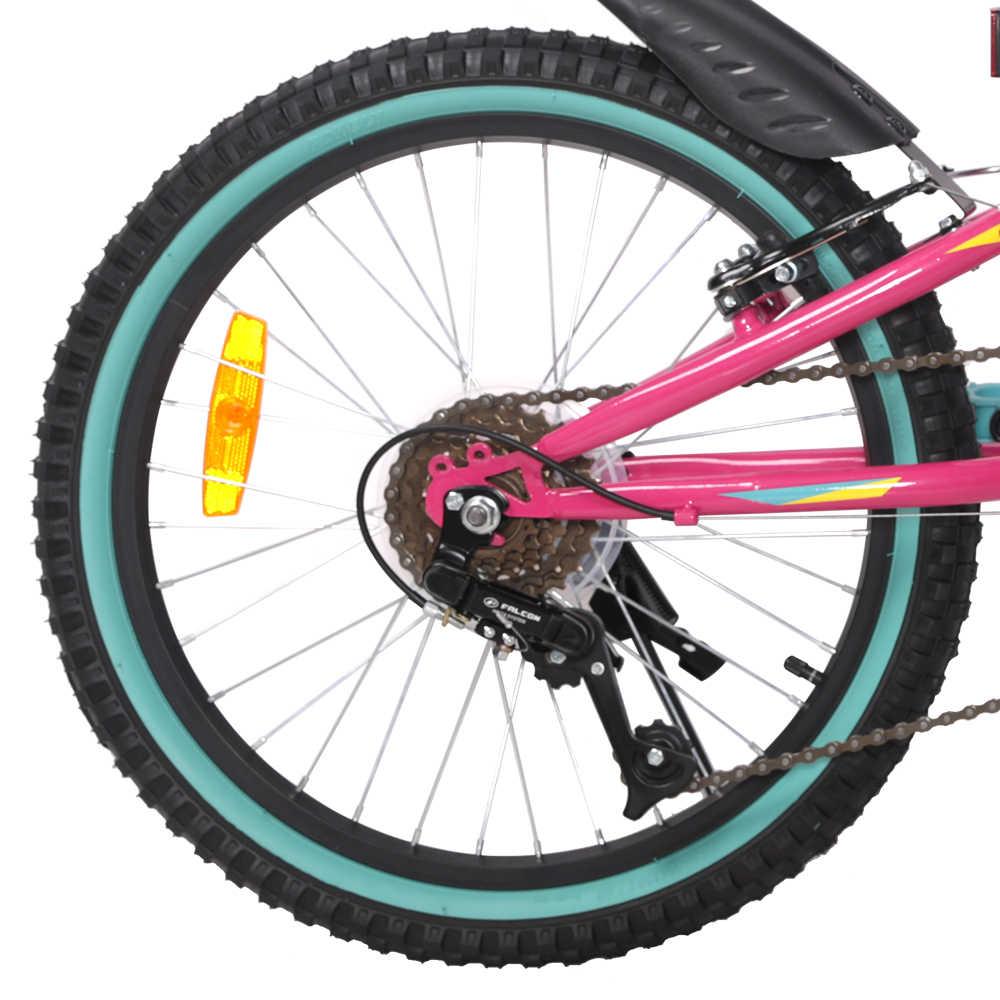 Hiland 20 дюймов 7 Скорость Для женщин велосипед для девочки детский велосипед барабан тормоз велосипед bisiklet городской велосипед полезный велосипед