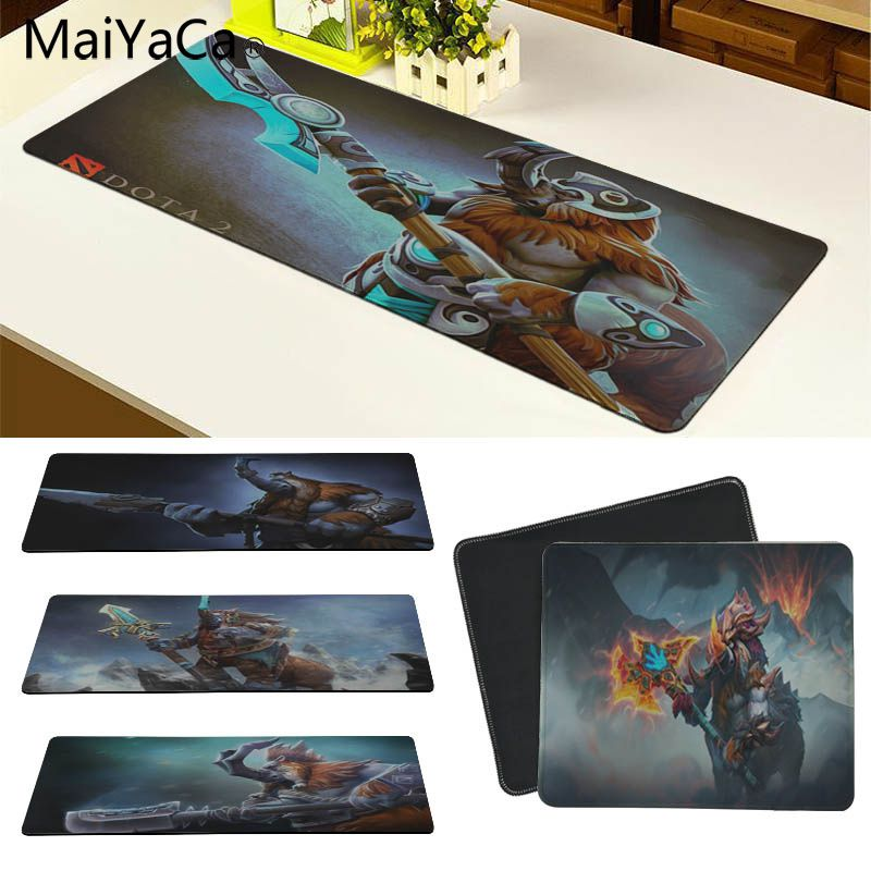 MaiYaCa 2018 New Magnus Customized laptop Gaming mouse pad Size for 180*220 200*250 250*290 300*600 and 300*900*2mm