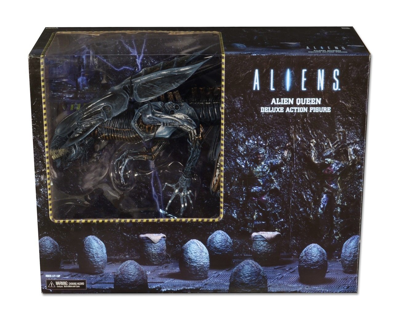 New Collective Edition 15 Alien Queen Action Figure Large Deluxe Gift Box Packing Alien Queen Model hardin collective action