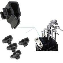 14x ABS Смола гольф сумка клуб Организатор Клип держатель набор для всех Клин Железный водитель Putter
