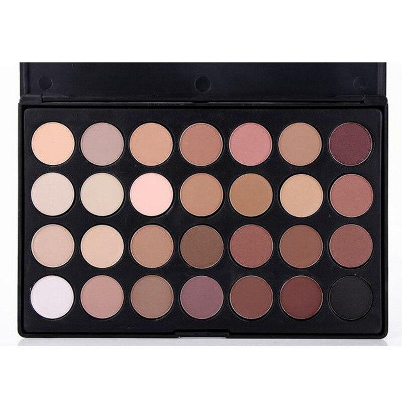 Online Shop 1set Professional 28 Warm colors Neutral Matte ...