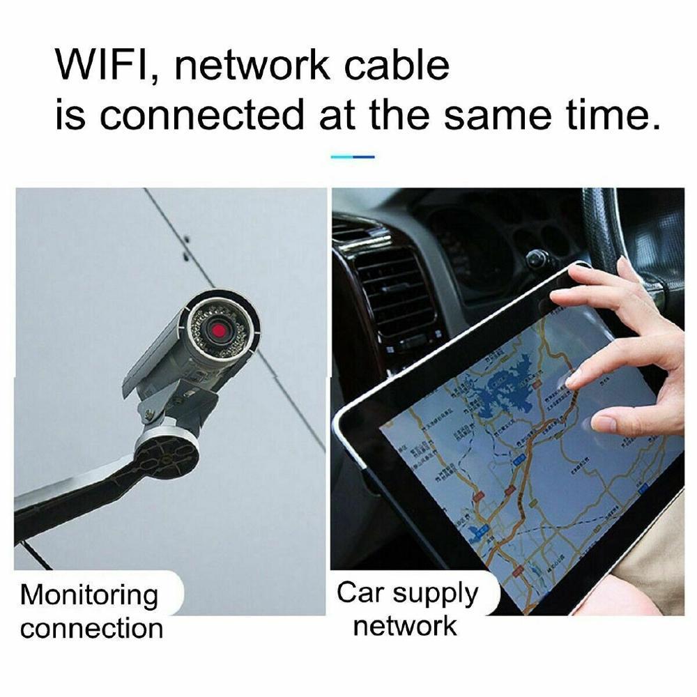 Wireless CPE 4G Wifi Router Portable Gateway FDD TDD LTE WCDMA GSM Global Unlock External Antennas SIM Card Slot WAN/LAN Port 6