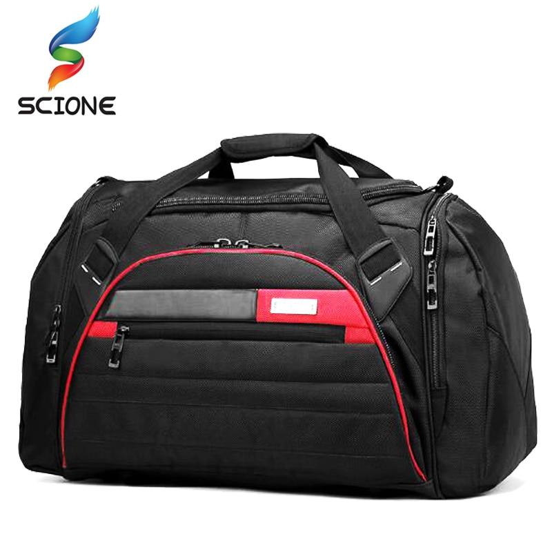 a4b3139a73 Top Quality Multifunction Sports Gym Bag Professional Training Fitness  Shoulder Bag Big Capacity Storage Portable Travel