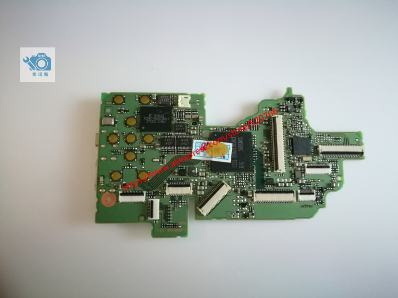 New original for panasoni LX7 motherboard LX7 mother board PCB