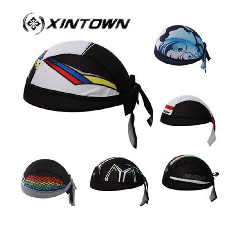 Road Bicycle Cycling Outdoor Bike Sweat Proof Hat Headband Pirate Hat Cap  Scarf da255f577590