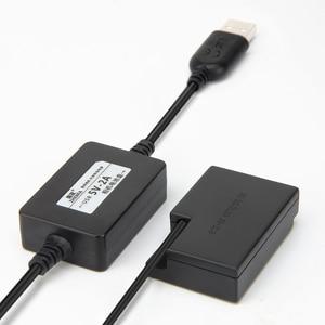 Image 2 - ACK E18 DR E18 Power Adapter สายเคเบิล USB LP E17 Dummy สำหรับ Canon EOS 750D 760D 77D 800D 200D Rebel SL2 Kiss x8i T6i T6S