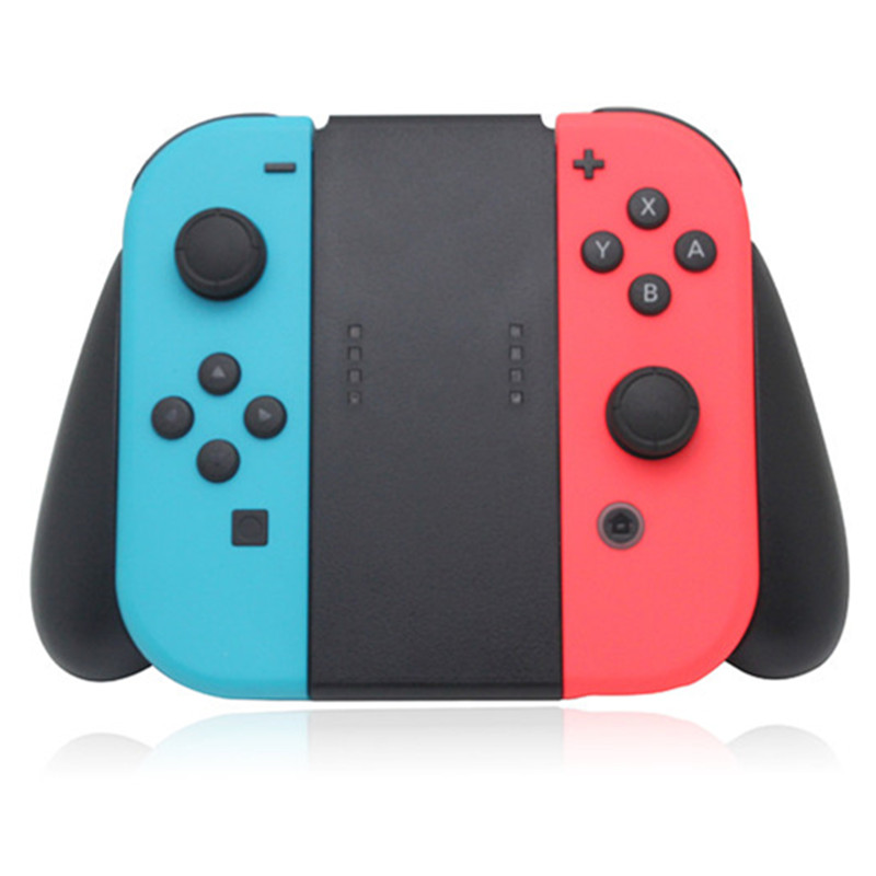 Joy-Con Comfort Grip Handle Hand Horns Bracket Support Holder For Nintendo Nintend Switch NS 2 Joy-Con Controllers 3 Colors