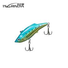 Trulinoya VIB fishing lure Striped bass lure DW05 74mm 13g hard lures fishing plastic lure fishing tackle free shipping