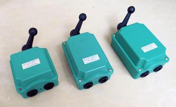 Forward Stop Reverse Motor Waterproof switch QS-15 QS-30 QS-60 Changeover Switch 380V фото