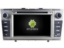 DLA TOYOTA AVENSIS 2008-2013 Android 7.1 Samochodowy odtwarzacz DVD gps audio multimedia auto stereo wsparcia DVR WIFI DSP DAB OBD