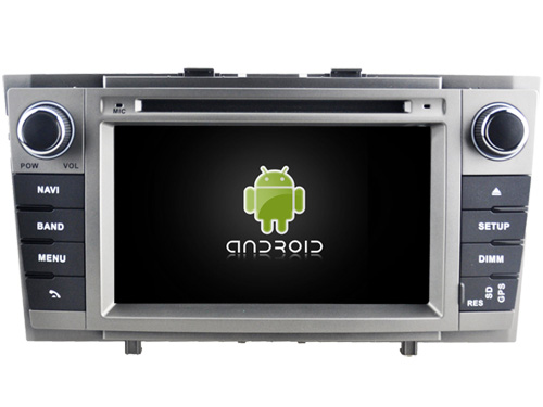 FOR TOYOTA AVENSIS 2008 2013 Android 7 1 font b Car b font DVD player font