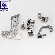Q. X. YUN промышленные Запчасти для швейных машин, калибровочный НАБОР ДЛЯ SIRUBA 757 3*5 E982/H497/D581/P504/KG153