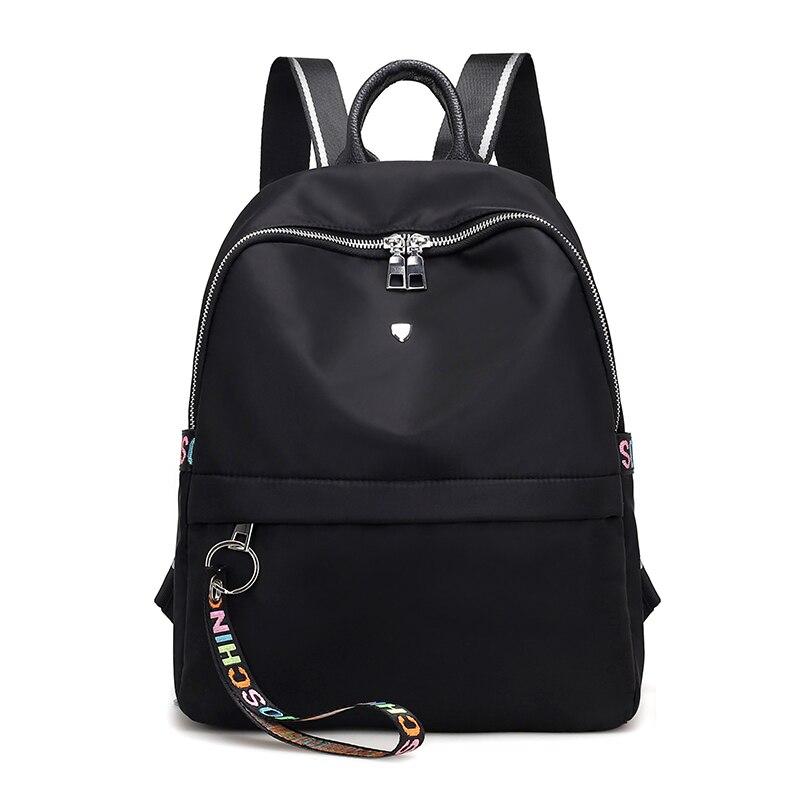 Women Daily Backpack For Teenage Youth Girls Daypacks School Shoulder Bag Student Nylon Waterproof Laptop Multifunction Backpack salewa 2015 daypacks chip 18 18