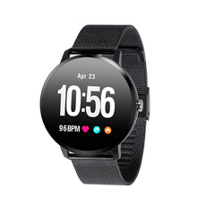 V11 Smart Watch Tempered glass Activity Fitness tracker sport smartwatch IP67 Waterproof Heart rate monitor Men Women