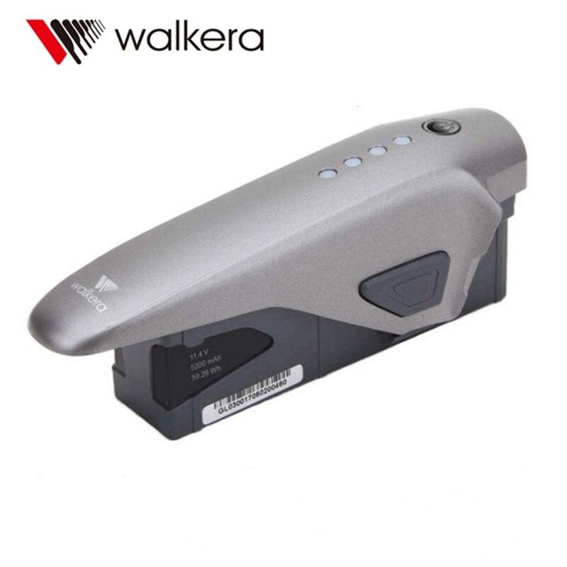 Walkera Вита 320 запасных Запчасти 11.4 В 5200 мАч 3 S оригинальный Интеллектуальный полета lipo Батарея для RC 4 К аксессуары для видео-квадрокоптеров