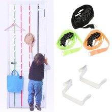 Over Door Hanging Lanyard Hanger Hat Handbag Coat Tidy Storage Organizer  Hook Cheap Price