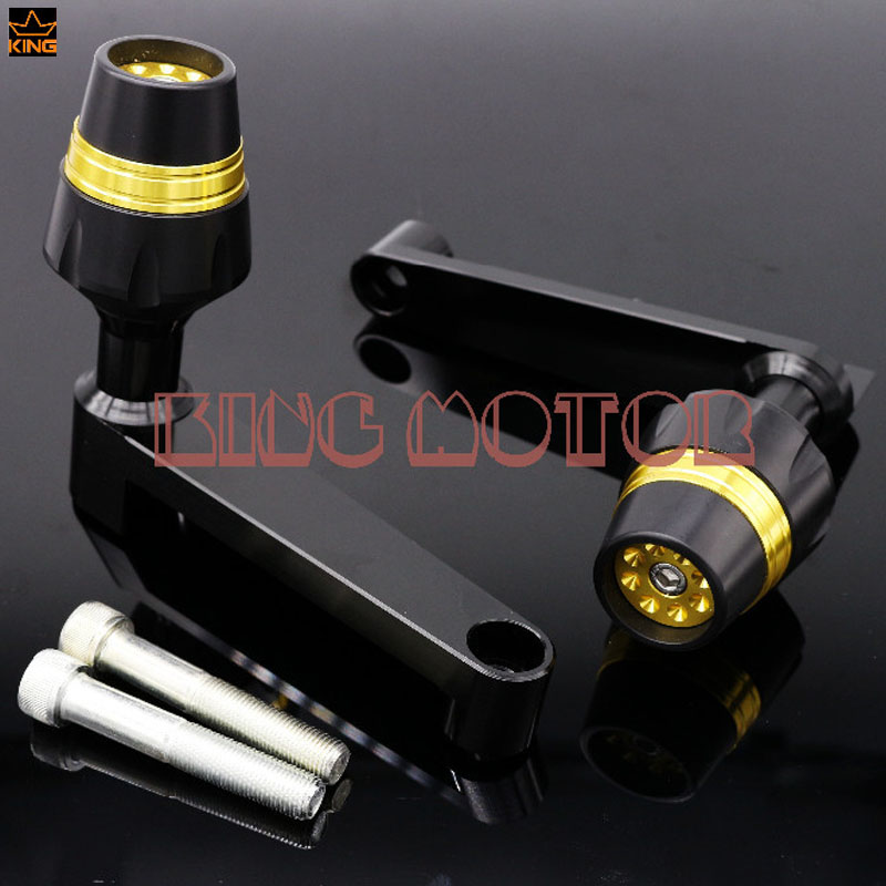 Hot Sale Motorcycle Accessories For HONDA CBR1000RR 2008-2011 Frame Sliders Crash Protector Falling Protection Gold for honda cbr 1000rr cbr1000rr 2008 2009 2010 2011 red motorcycle frame slider crash protector bobbins falling protection