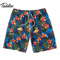 Taddlee Brand Men Swimwear Beach Shorts Quick Drying Bermudas Men's Active Boxer Trunks Bottoms Man Casual Boardshorts Swimsuits